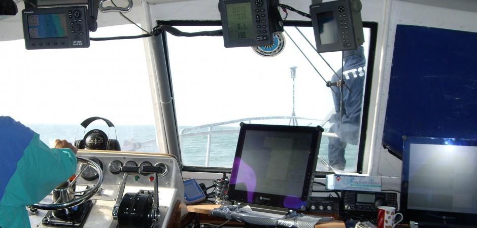 Hydrographic & Geophysical Surveys
