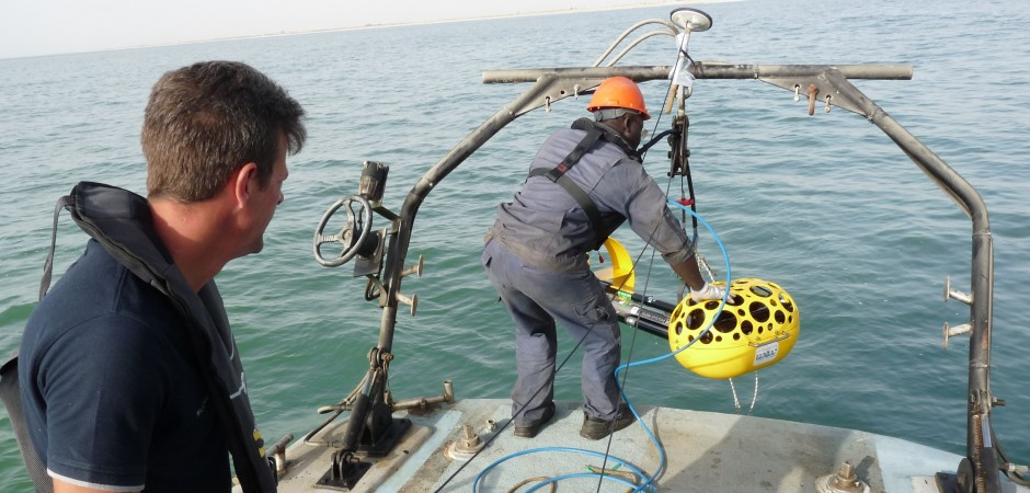 Hydrographic & Geophysical Surveys