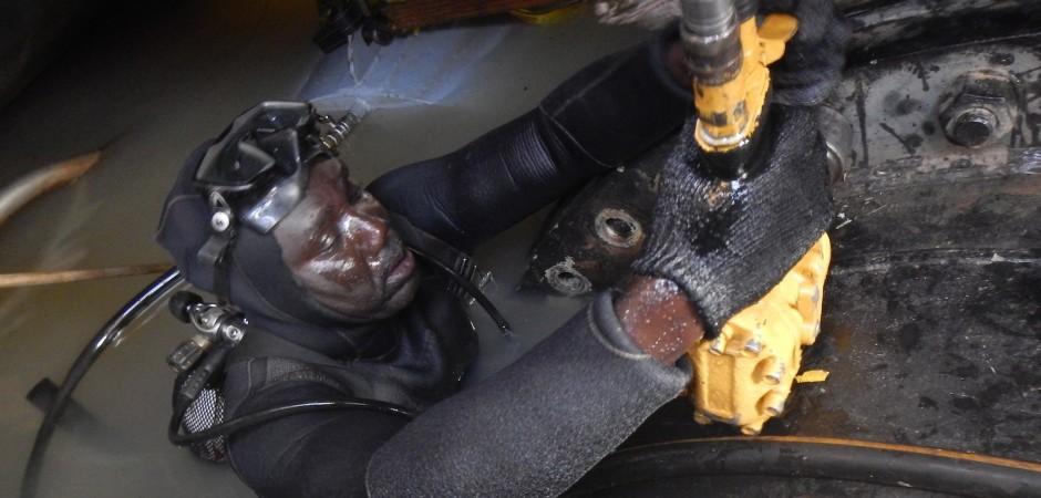 Réparations Sous-Marines